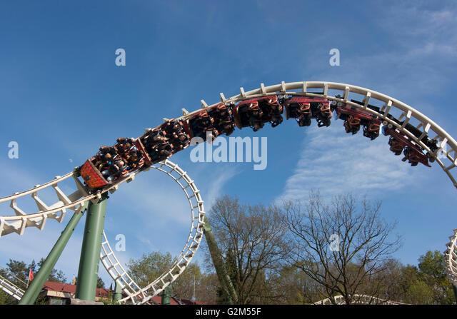 Efteling holland stock photos efteling holland stock for Amusement park netherlands