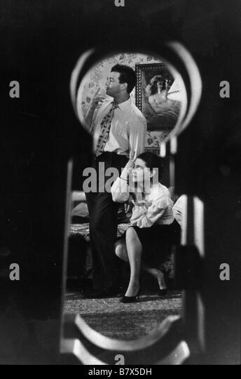 Directed by Vittorio De Sica - Stock Image