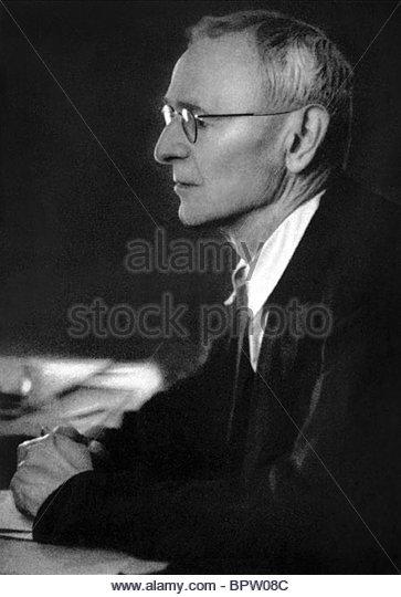 HERMANN HESSE WRITER (1957) - Stock Image