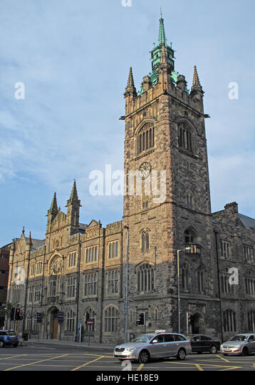 Church House Conference Centre,Belfast,NI,UK - Stock Image