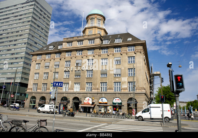 Axelborg Conference Centre, Copenhagen, Denmark, Scandinavia, Northern Europe - Stock Image