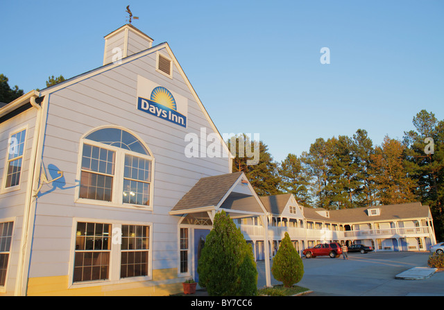 Days Inn Motel Chain