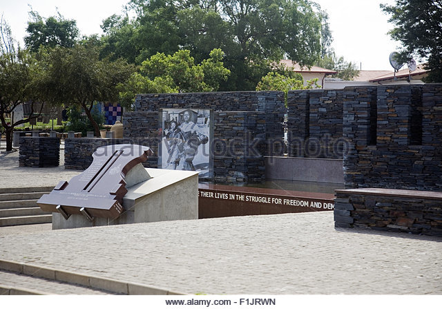 Hector Peterson memorial, Soweto, Johannesburg - Stock Image