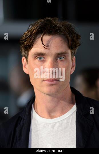 Cillian Murphy attends the UK premiere of Anthropoid at the British Film Institute, London. - Stock-Bilder