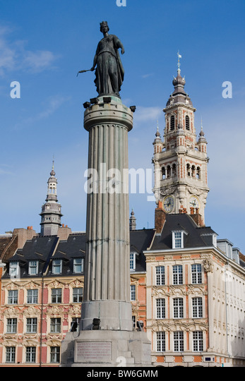 Nord picardy stock photos nord picardy stock images alamy for Chambre de commerce canada france