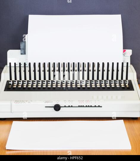 D Printing Exhibition Birmingham : Bookbinding stock photos images alamy