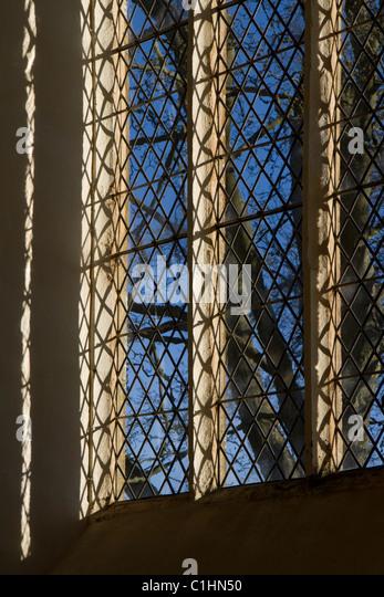 St marys church lead close stock photos st marys church for Ashby windows