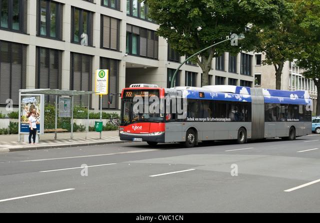 german bus stock photos german bus stock images alamy. Black Bedroom Furniture Sets. Home Design Ideas