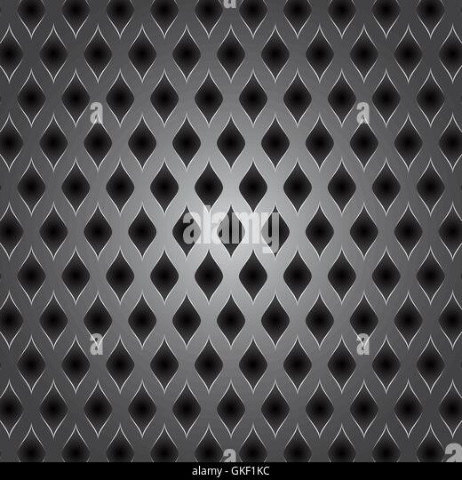 Abstract metal background. Vector illustration. - Stock-Bilder