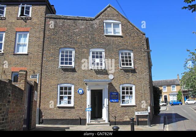 Twickenham Museum, Embankment, Twickenham, Greater London, England, Great Britain, United Kingdom UK, Europe - Stock Image