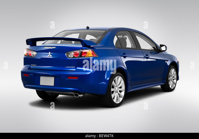 mitsubishi lancer stock photos mitsubishi lancer stock. Black Bedroom Furniture Sets. Home Design Ideas