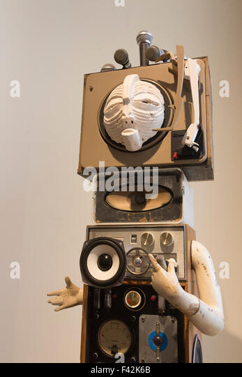 London, UK. 14/10/2015. Press preview of the 1:54 Contemporary African Art Fair. The 1:54 Contemporary African Art - Stock Image