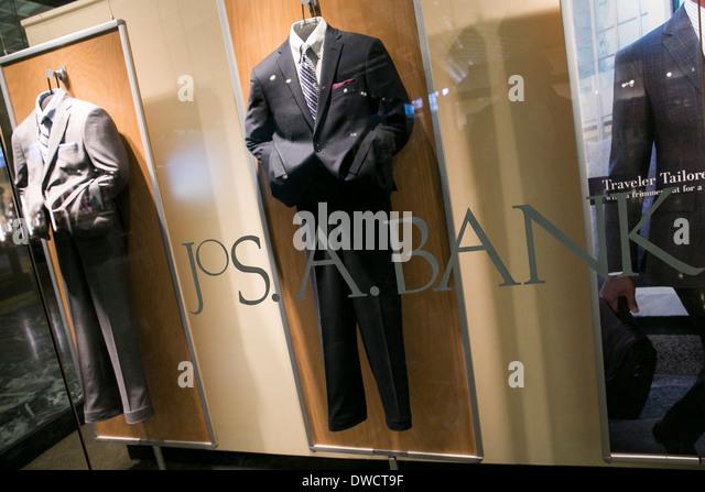 Jos clothing store