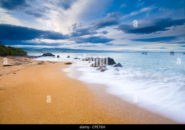 Moeraki, Otago, South Island, New Zealand, Pacific - Stock Image