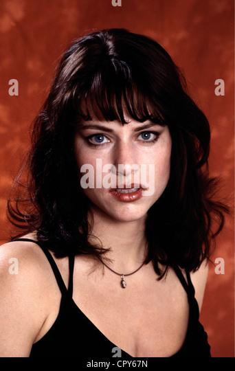 Damme, Ellen ten, * 7.10.1967, Dutch actress, portrait, 1997, - Stock Image