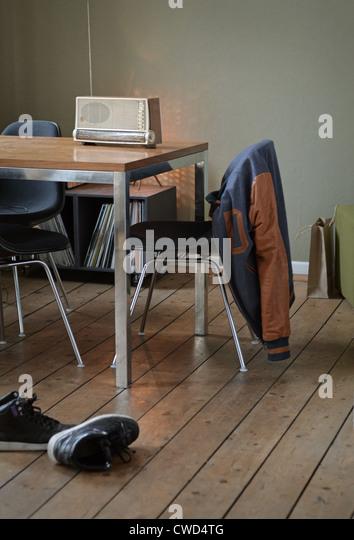 lifestyle,domestic life,apartment - Stock Image