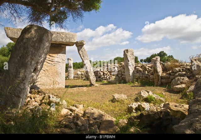 Talati de Dalt Menorca Minorca - Stock Image