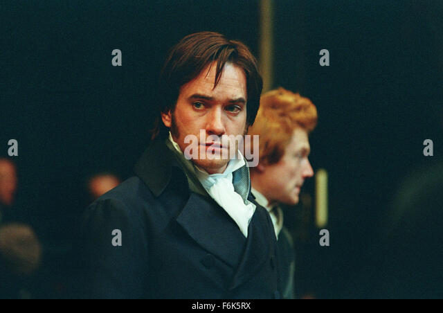 RELEASE DATE: November 23, 2005. MOVIE TITLE: Pride and Prejudice. STUDIO: Focus Features. PLOT: The story is based - Stock Image