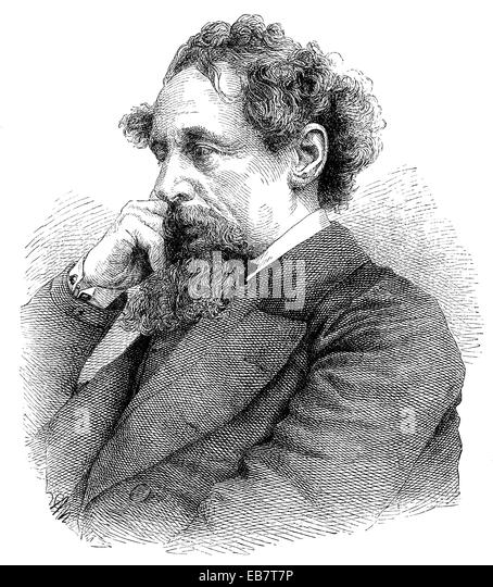 Charles Dickens : Charles Dickens Biography Childhood Life Achievements 10