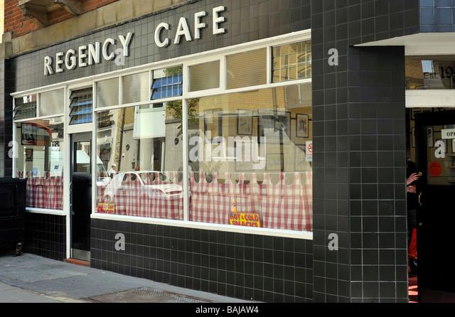 Regency Cafe Regent Street