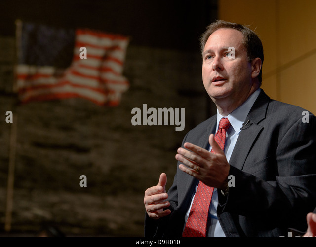 Asteroid Initiative Industry and Partner Day (201306180013HQ) - Stock Image