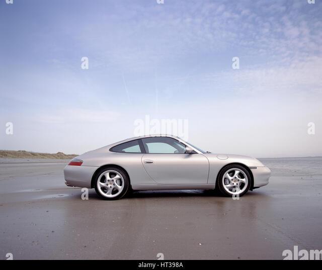 1999 Porsche 911 Carrera 4. Artist: Unknown. - Stock Image