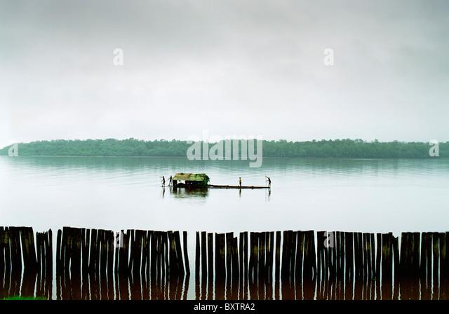 Asats, Iryan Jaya - Stock Image