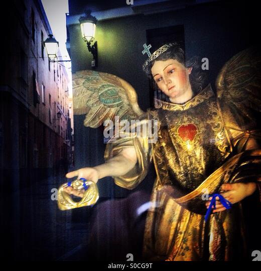 St Raphael Archangel Statue: Raphael Angel Stock Photos & Raphael Angel Stock Images