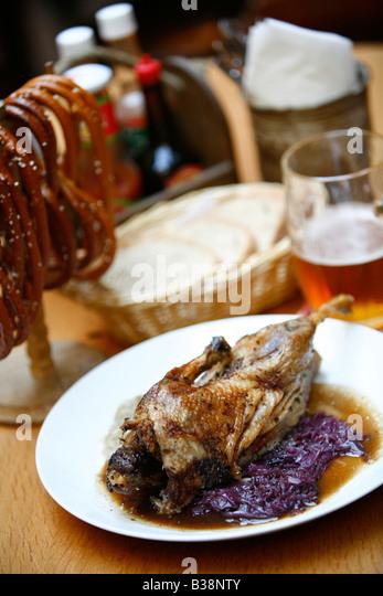 Prague restaurant detail stock photos prague restaurant for Bar food zizkov