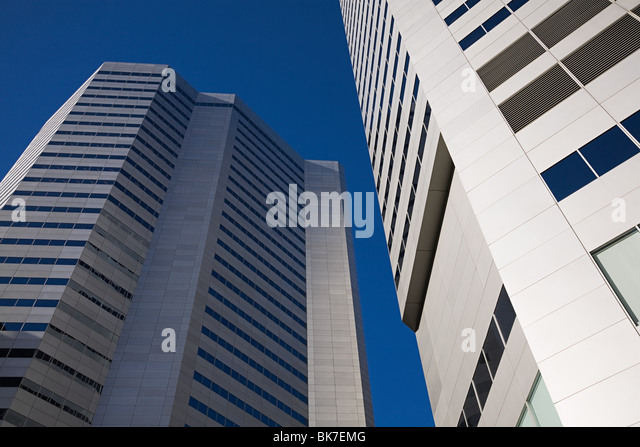 Office buildings - Stock-Bilder