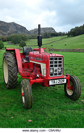 1970 574 International Tractors : International tractor stock photos