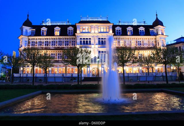 Hotel Ahlbecker Hof Usedom
