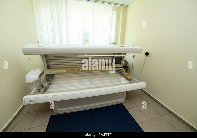 Solarium tanning bed stock photos solarium tanning bed for 1212 salon asheboro