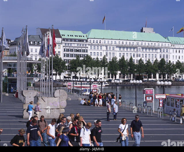 Hotel Four Seasons Hamburg Stock Photos Amp Hotel Four