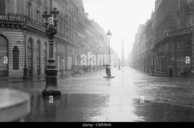 Paris, May Day - Stock-Bilder