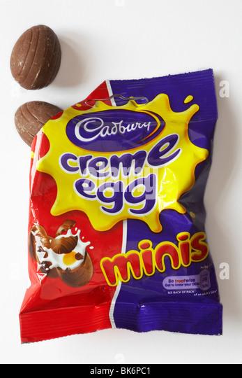 Creme Egg Cadbury Stock Photos & Creme Egg Cadbury Stock Images ...