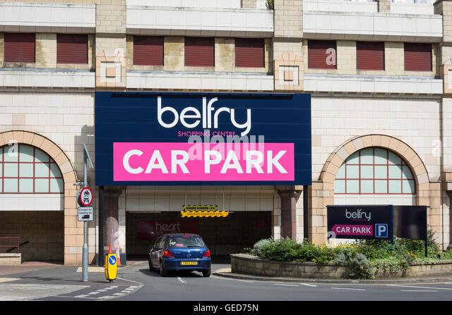 Belfry Car Park Redhill