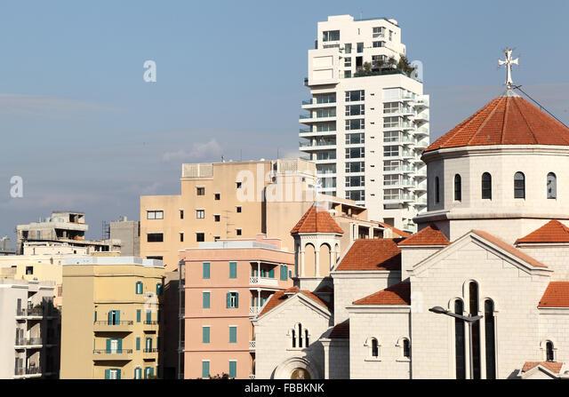 Beirut - Stock Image
