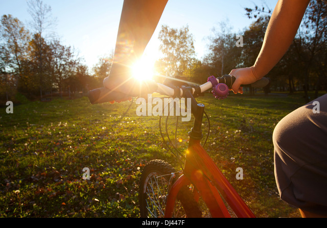 bicycle - Stock Image