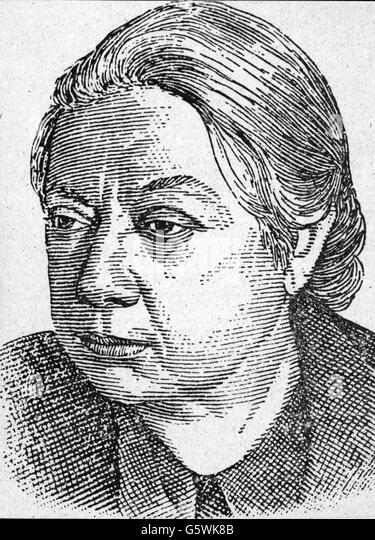 Nadezhda Krupskaya, 20th century - Stock Image