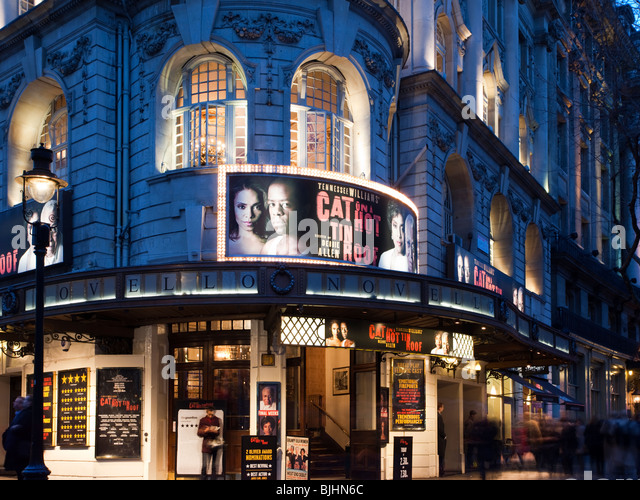 Cat on hot tin roof stock photos cat on hot tin roof for Balcony novello theatre