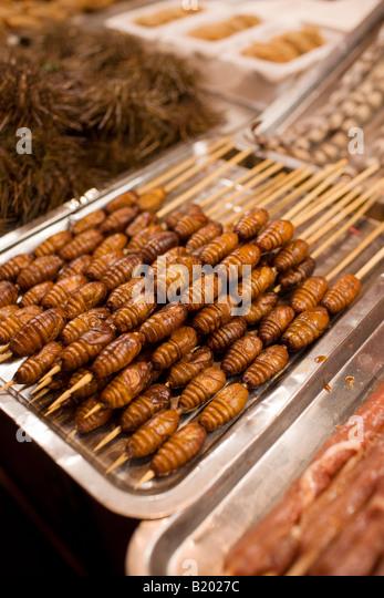 Silkworm Food Uk
