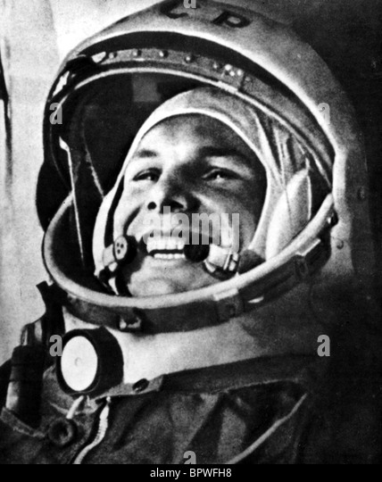 yuri gagarin russian astronaut - photo #18