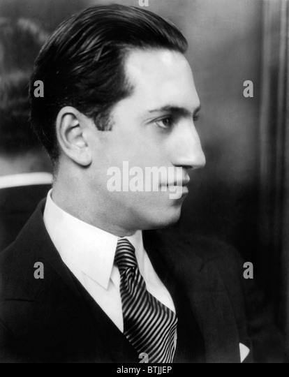 George Gershwin, circa 1927 - Stock Image