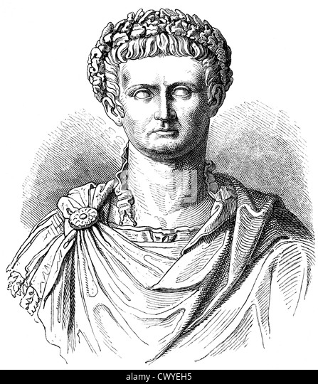 a biography of tiberius claudius nero caesar the emperor of rome Tiberius claudius nero caesar (42 bc-37 ad) was emperor of rome from 14 to 37 together with his first wife vipsania agrippina he was the father of julius caesar drusus.