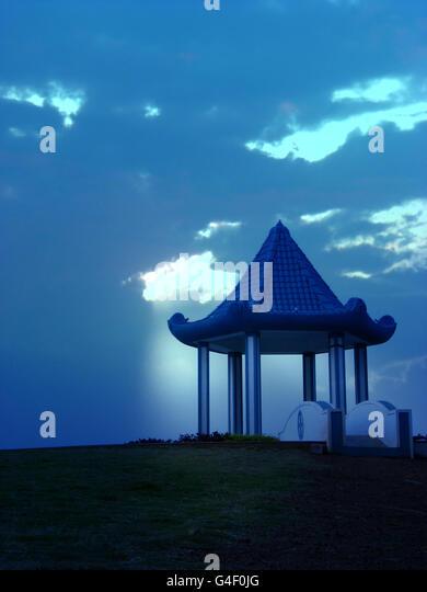 Prayer Place - Stock Image