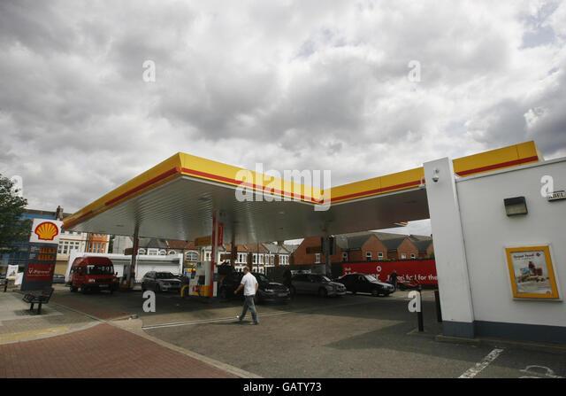 Petrol lorry stock photos petrol lorry stock images alamy - Mobeltown berlin ...