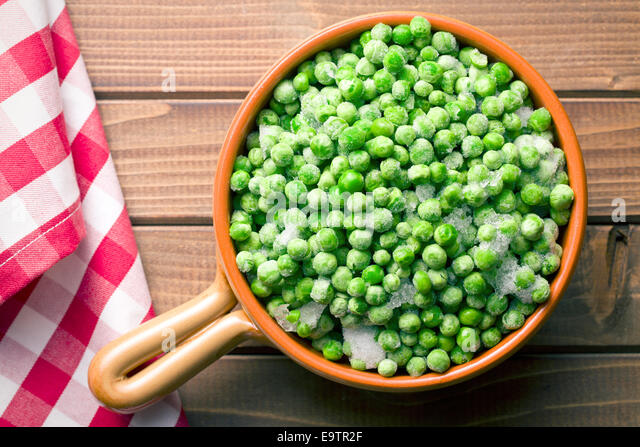 Peas On Kitchen Cabinet