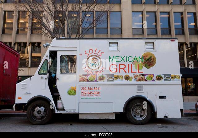 Food Truck Wedding Denver