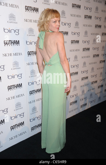 Emily Bergl at arrivals for Gotham Magazine 10th Annual Gala, Capitale, New York, NY October 14, 2010. Photo By: - Stock-Bilder